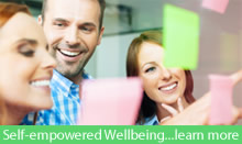 Self-empowered wellbeing